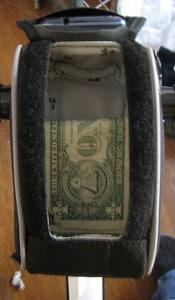 Koki Mozzie Smartphone Pocket Bag Interior