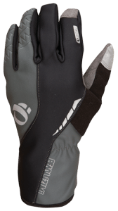 Pearl Izumi Elite Softshell Glove Top View