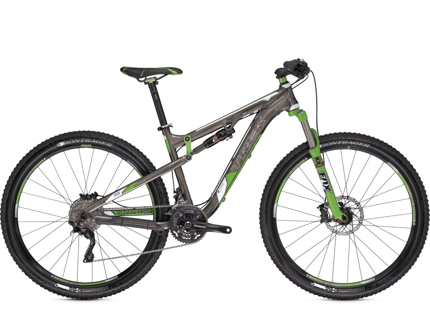 Trek Rumblefish Elite Specifications
