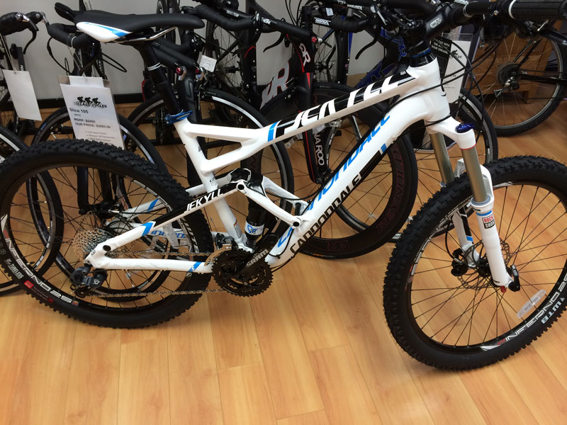 Put a Deposit on a Cannondale Jekyll 4
