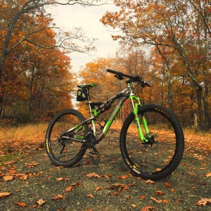 Trek Rumblefish at West Rock Ridge State Park October 2014