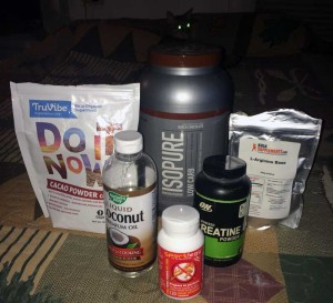 Cycling Supplements