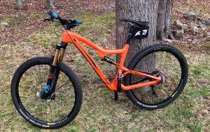 Custom Ibis Ripley Mountain Bike