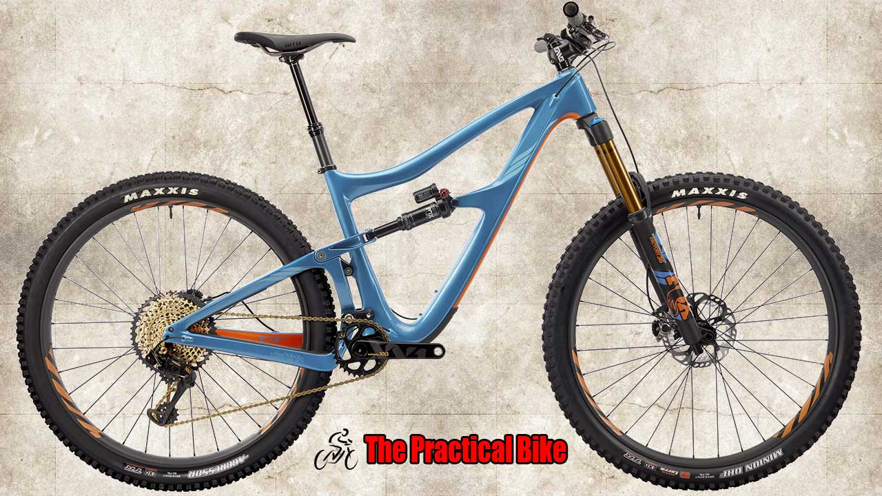 Picture of an Ibis RipMo Mountain Bike