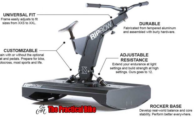 RIPROW Mountain Bike Trainer