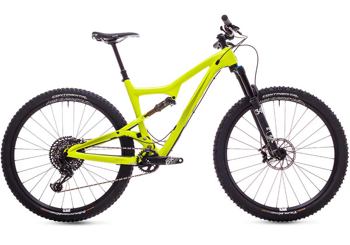 Picture of a Ibis Ripley LS Carbon 3 GX Eagle Complete Bike 2018